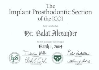 Булат Александр - стоматолог «PrimeDent»